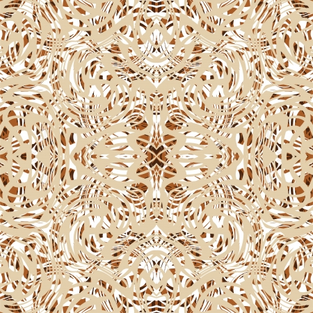 Dalle and linoleum composite covering, seamless pattern  Vector