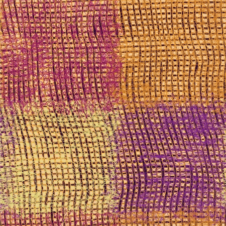 knitwear: Seamless grunge checkered knitwear cloth texture