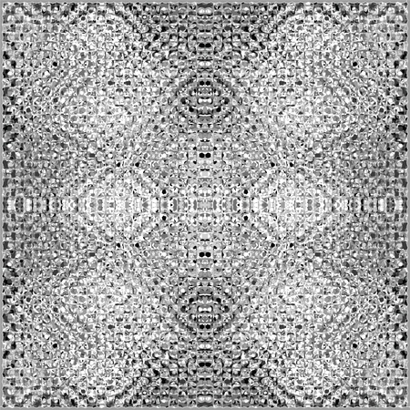 floor covering: Seamless pattern for lined covering with stone or glass tile Illustration