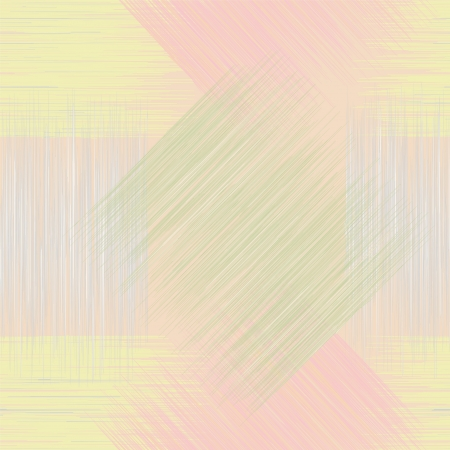 grunge: Seamless geometric checkered grunge striped pattern in pastel colors Illustration