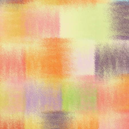 art abstract: Grunge striped quilt  colorful background in pastel colors