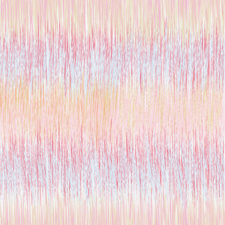 Grunge striped horizontal seamless pattern in blue,pink,yellow colors Vector