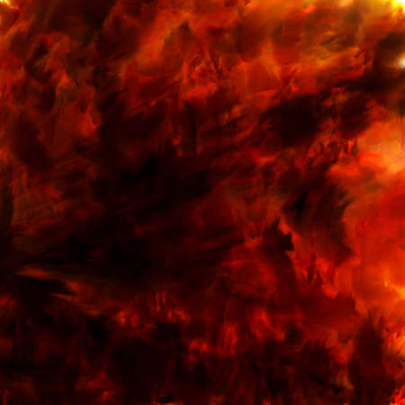 fiery: Colorful ,grunge stained, fiery dynamic background