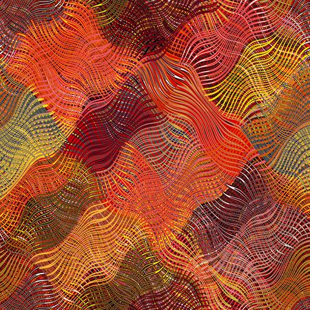 colorful grunge: Grunge striped,diagonal,checkered,quilt, wavy cloth colorful  pattern