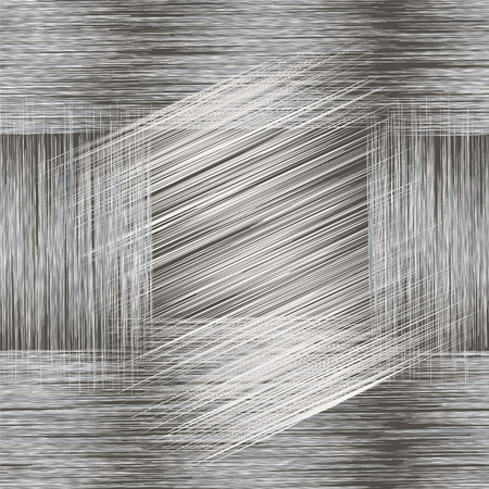 gray strip backdrop: Seamless geometric grunge striped pattern in black,white ,grey colors Illustration