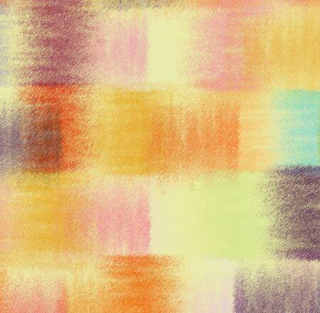 Grunge rayé courtepointe coloré fond abstrait dans des couleurs pastel