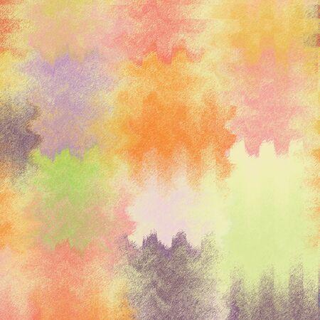 Grunge rayé flou fond coloré dans des tons pastel pour la conception web Banque d'images