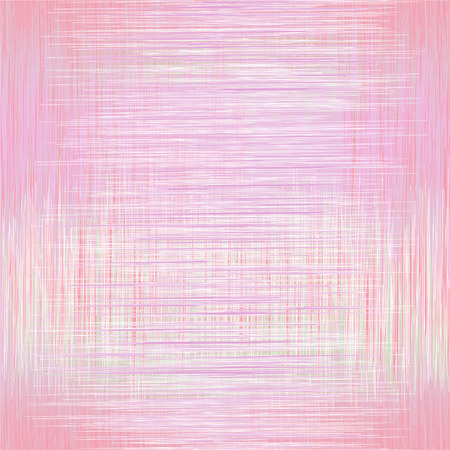 Seamless pattern with grunge intersected stripes in pink pastel colors