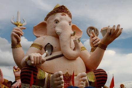Ganesha god of artist and success
