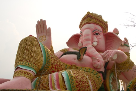 Ganesha statue, Thailand Stock Photo - 12899321