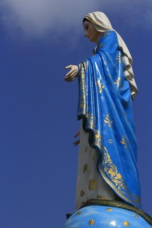 jungfrau maria: Marienstatue