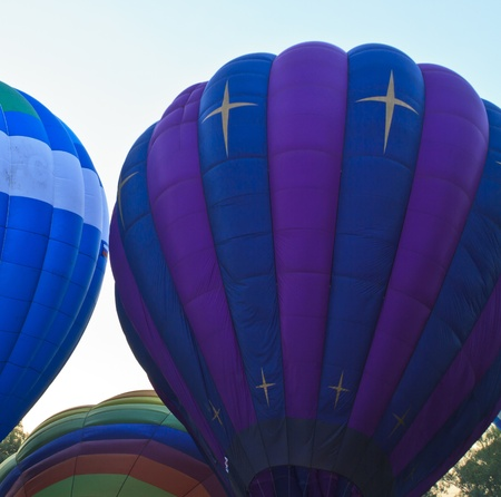 Hot Air Balloon Stock Photo - 17109698