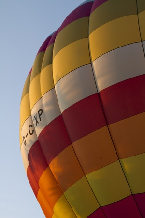 Hot Air Balloon Stock Photo - 17109777