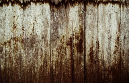 Dark vintage wood texture photo