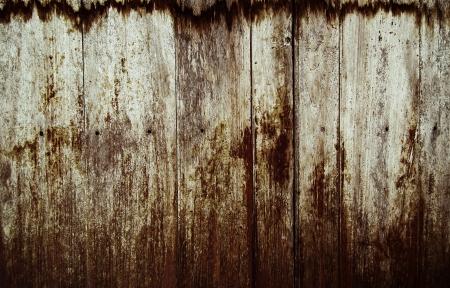 Donkere vintage houtstructuur Stockfoto