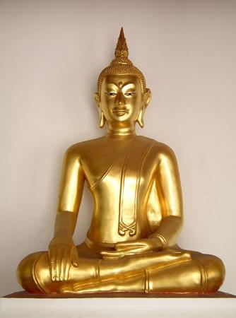 Golden Buddha Stock Photo - 12407297