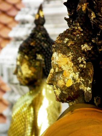 Face of Buddha Stock Photo - 12721970