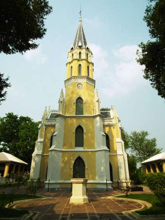 Church of thailand photo