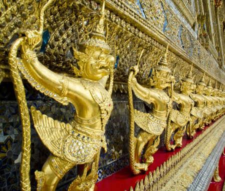 Ancient palace in Bangkok Stock Photo - 12722486