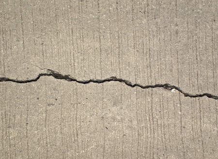 Road cracks A Unique Cracked Flooring photo