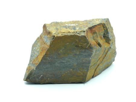 stone Granite,isolated on white nice 版權商用圖片