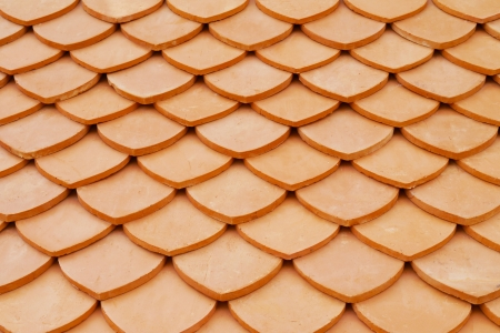 Clay roof  photo