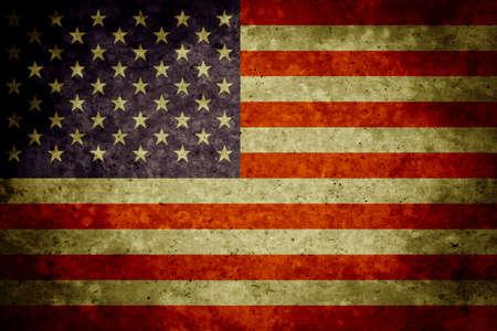 American flag background photo