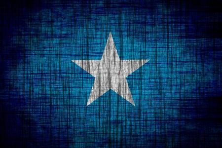 somalia: somalia flag  wood texture
