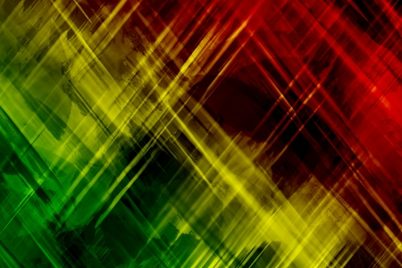 reggae background abstract Stock Photo