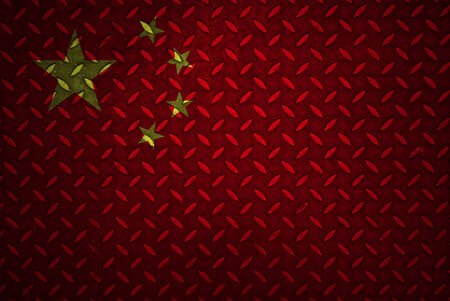 china Flag Seamless steel diamond plate photo