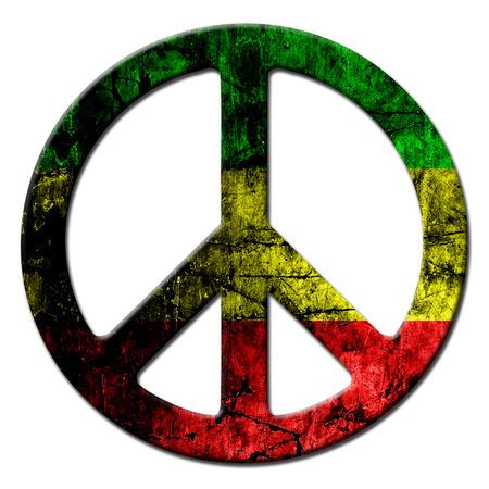 reggae: Signe de paix rasta