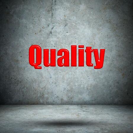 Quality concrete wall photo