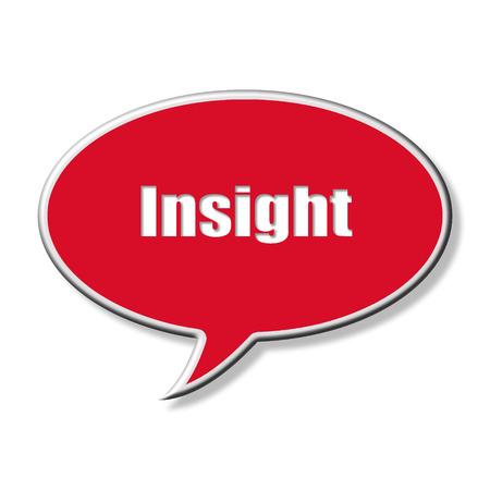 the sixth sense: insight