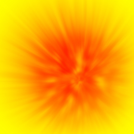 yellow Background abstract explosion photo