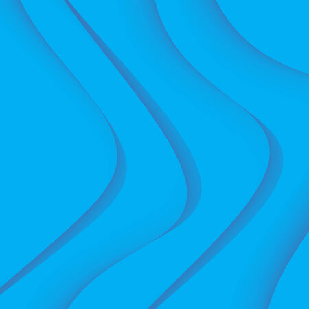 light wave: Light Blue sfondo astratto onda