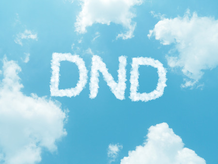 key words  art: cloud words with design on blue sky background
