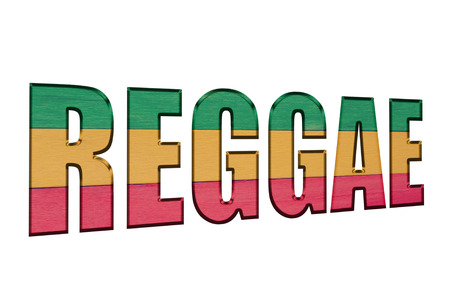reggae: Reggae Concept Banque d'images