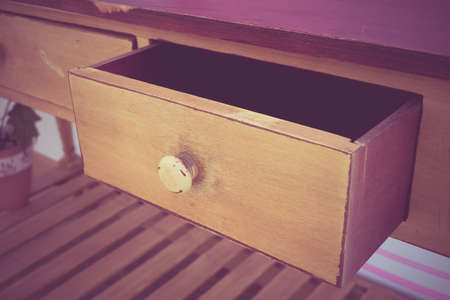 drawers: wooden drawers old vintage retro style