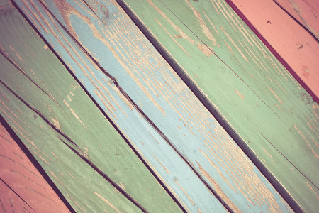 lumber room: wood texture background with filter effect retro vintage style