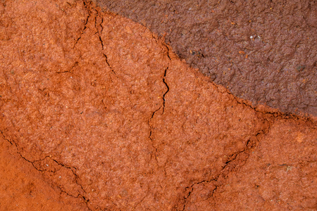peat: peat soil as a background Stock Photo