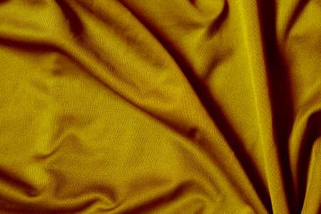 tissu or: tissu d'or texture de fond de tissu