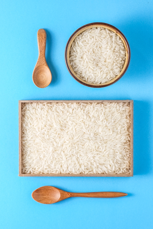 food staple: Rice, the staple food of Asians