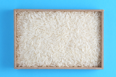 staple: Rice, the staple food of Asians