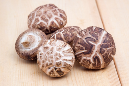 antioxidant: Shiitake mushrooms is a healthy food and they have an antioxidant