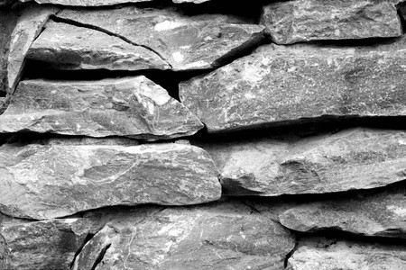 Grunge wall stone background textures, rock background  Stock Photo