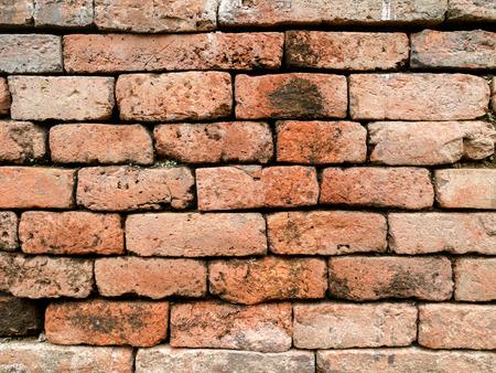 Grunge brick wall background textures Stock Photo