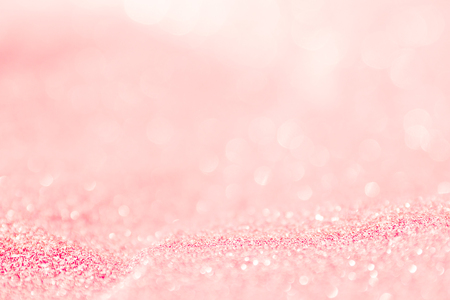 abstract background pink light bokeh christmas holiday