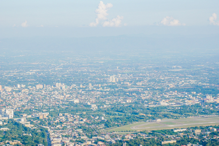 Cityscape .Chiang Mai Thailand is both a natural and cultural destination in Asia
