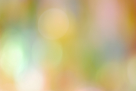 abstract background colorful pastel bokeh pink yellow blue Stock Photo
