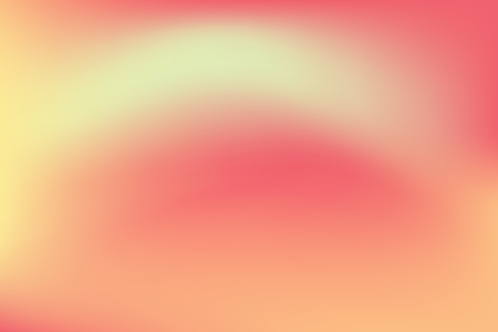Abstract blurred gradient mesh background in bright rainbow colors. Colorful smooth banner template Ilustrace